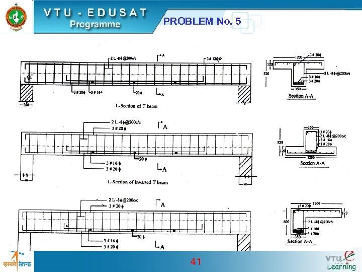PROBLEM No. 5 41