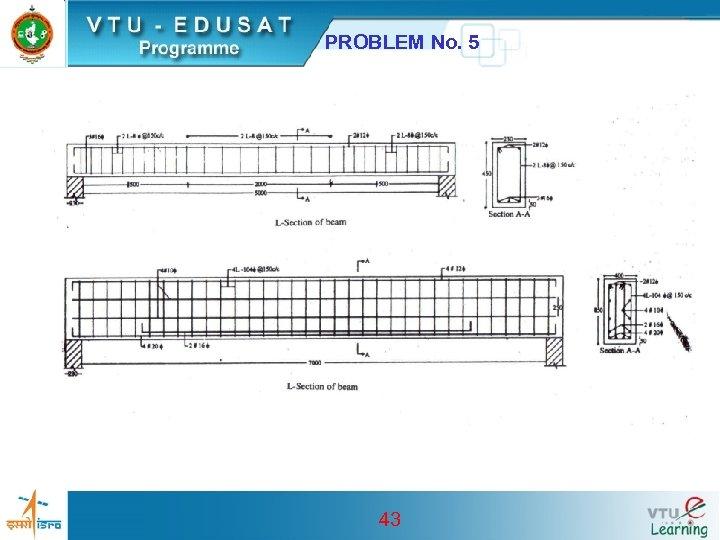 PROBLEM No. 5 43