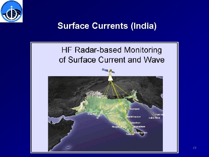 Surface Currents (India) 15