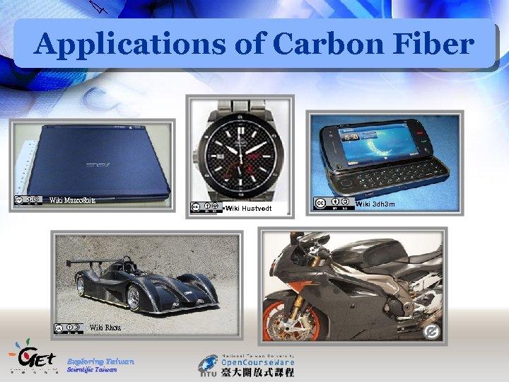 Applications of Carbon Fiber Wiki Museo 8 bits • Wiki Hustvedt Wiki Rhots Exploring