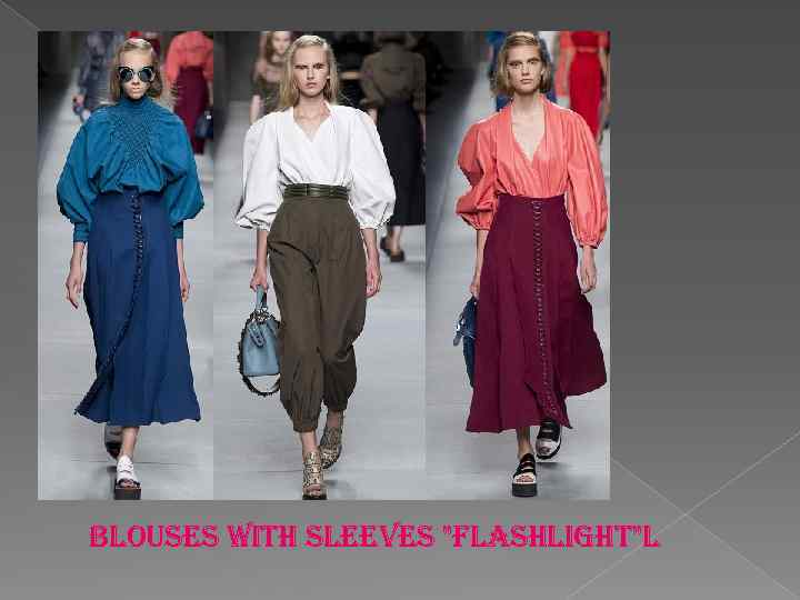 blouses with sleeves