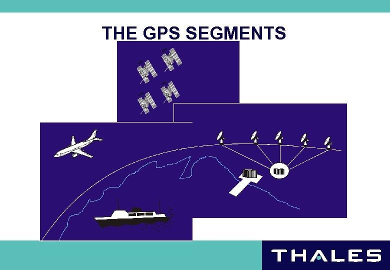 THE GPS SEGMENTS