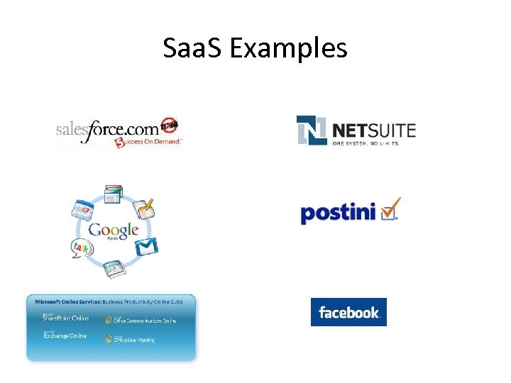 Saa. S Examples