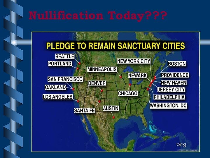 Nullification Today? ? ?