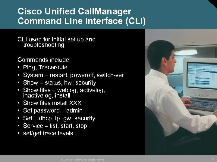 Cisco Unified Call Manager 5 0 Update Craig