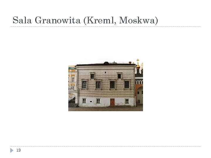 Sala Granowita (Kreml, Moskwa) 19