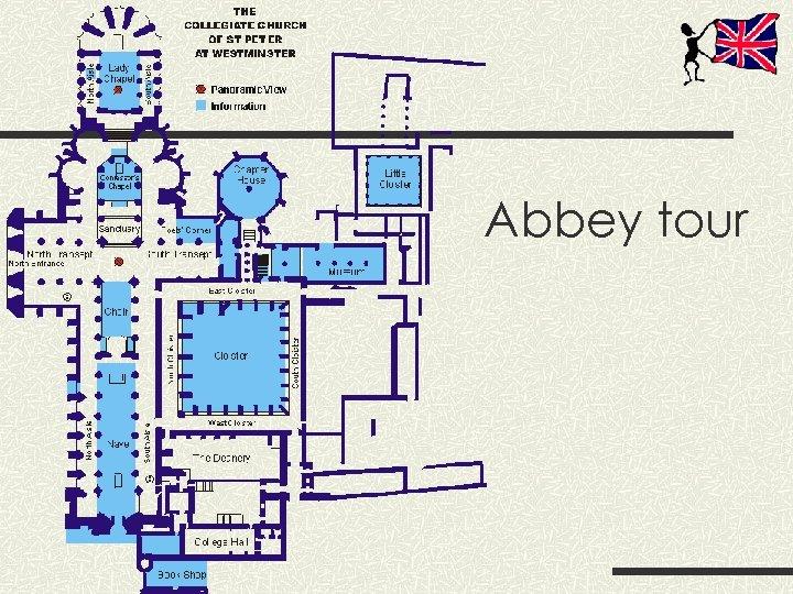 Abbey tour