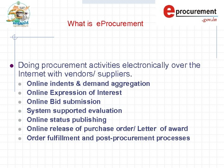 """effect of e procurement in moi Effects of e-procurement in enhancing project performance among private sectors organization: a case study of applied technology company limited, dar-es-salaam and arusha"""" in partial fulfillment for the requirements of master degree of project."""