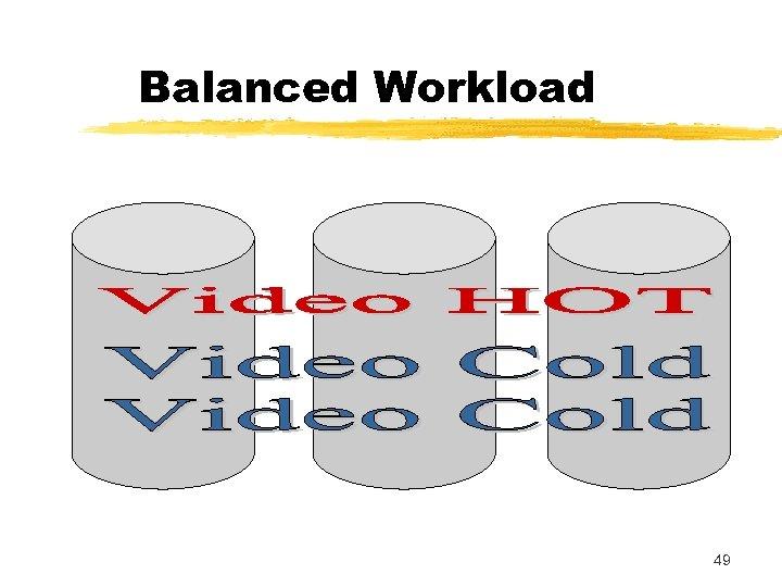 Balanced Workload 49