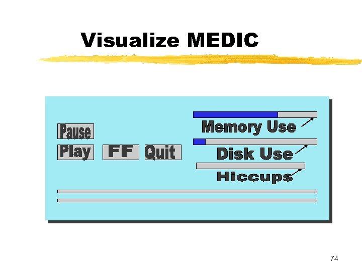 Visualize MEDIC 74