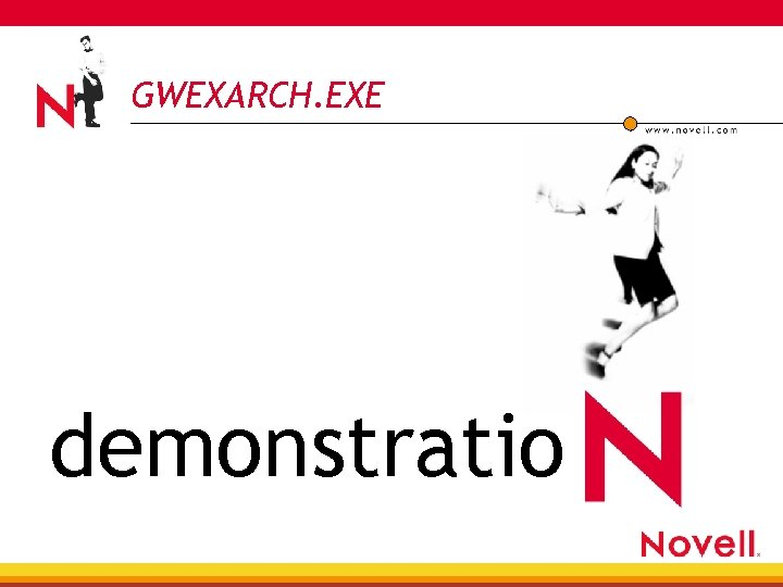 GWEXARCH. EXE demonstratio