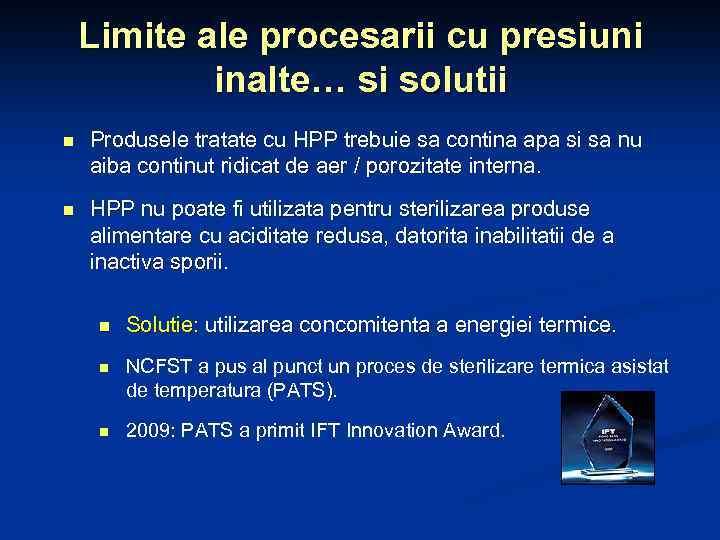 Este tratat cu HPP - Medicament pentru prevenirea paraziților intestinali