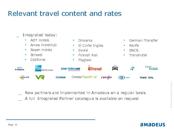 Relevant travel content and rates AOT Hotels Amex Hotel. Hub Bayer Hotels Btravel Cabforce