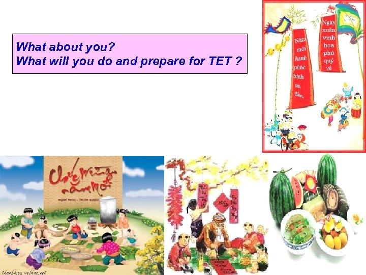 What about you? What will you do and prepare for TET ?