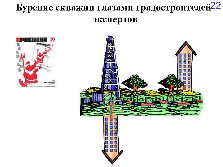 22 Бурение скважин глазами градостроителейэкспертов