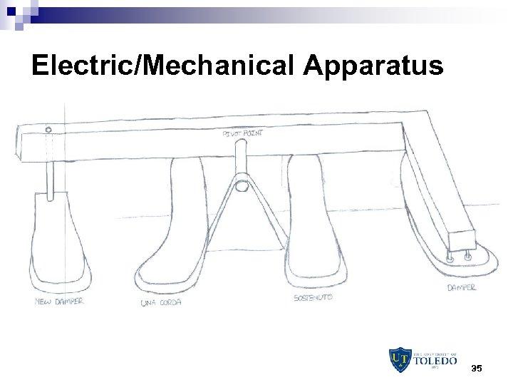 Electric/Mechanical Apparatus 35