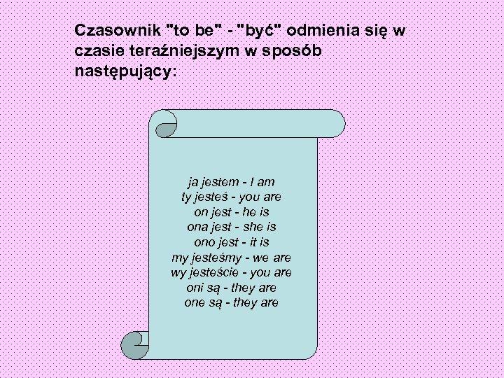 Czasownik