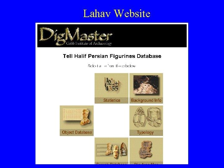 Lahav Website