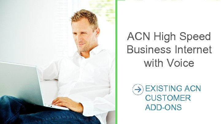 ACN High Speed Business Internet with Voice EXISTING ACN CUSTOMER ADD-ONS 31