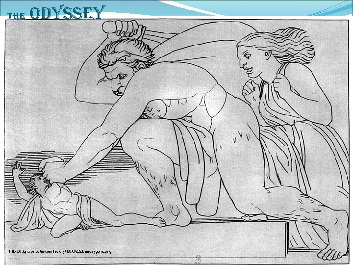 odysseus the creator Odyssey: odyssey, epic poem in 24 books traditionally attributed to the ancient greek poet homer the poem is the story of odysseus, king of ithaca, who wanders for 10 years (although the action of the poem covers only the final six weeks) trying to get home after the trojan war on his return, he is.