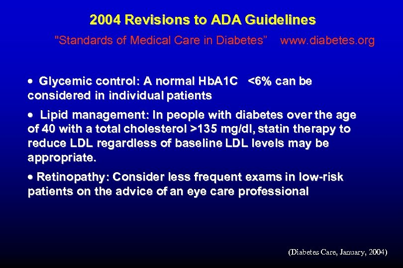 2004 Revisions to ADA Guidelines