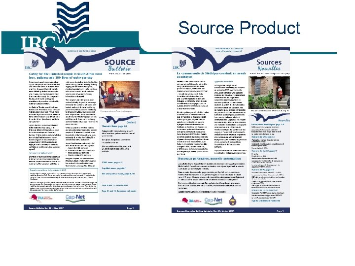 Source Product
