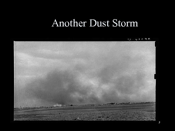 Another Dust Storm 9