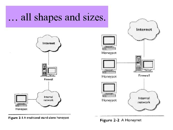"""… all shapes and sizes. Image from """"Know Your Enemy"""", by The Honeynet Project,"""