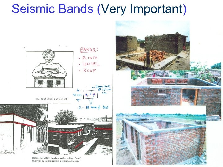 Seismic Bands (Very Important)
