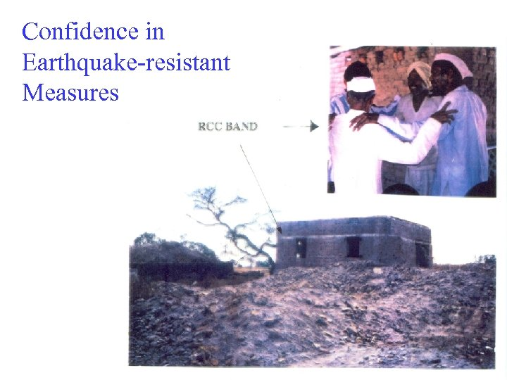 Confidence in Earthquake-resistant Measures