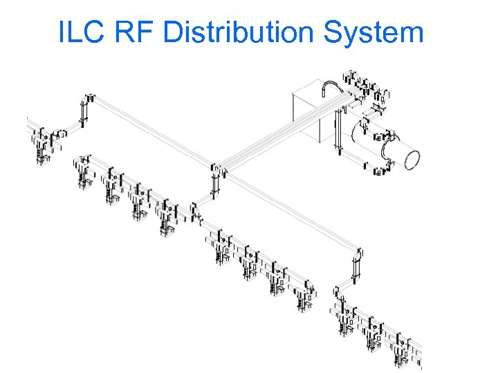 ILC RF Distribution System