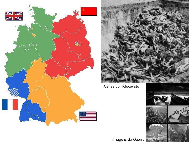 Cenas do Holocausto Imagens da Guerra