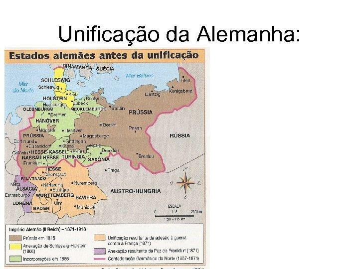 Unificação da Alemanha: