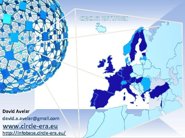 …creating networks of cooperation… CIRCLE 2 NETWORK David Avelar david. a. avelar@gmail. com www.