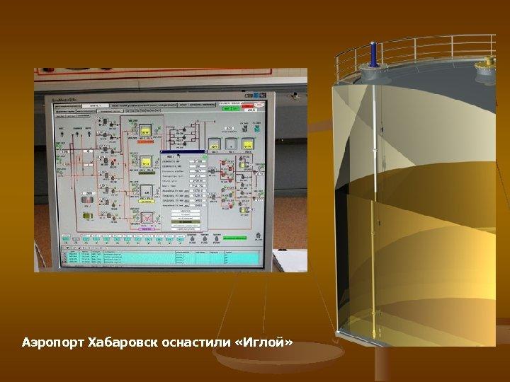 Аэропорт Хабаровск оснастили «Иглой»