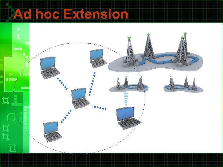 Ad hoc Extension