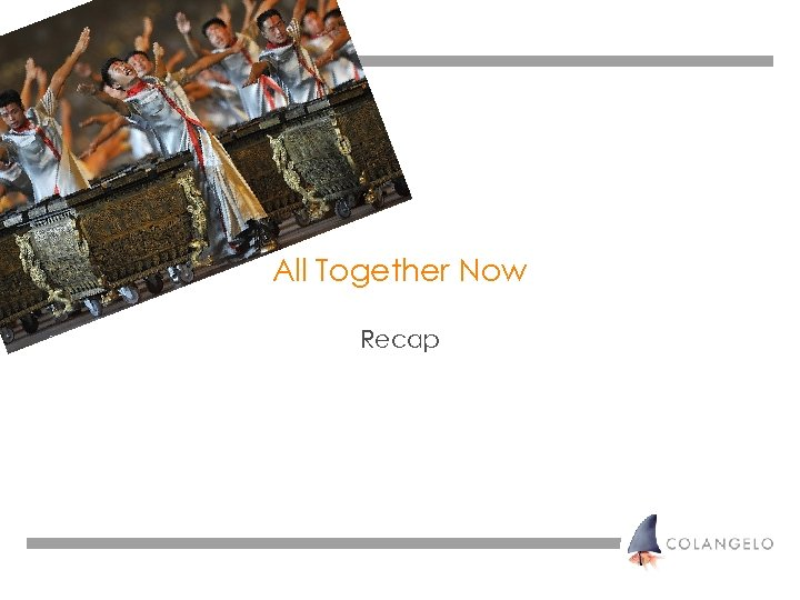 All Together Now Recap
