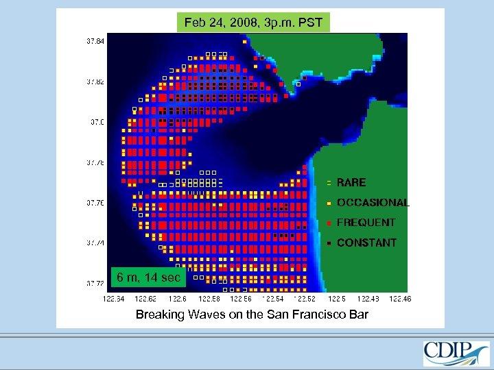 Feb 24, 2008, 3 p. m. PST 6 m, 14 sec Breaking Waves on