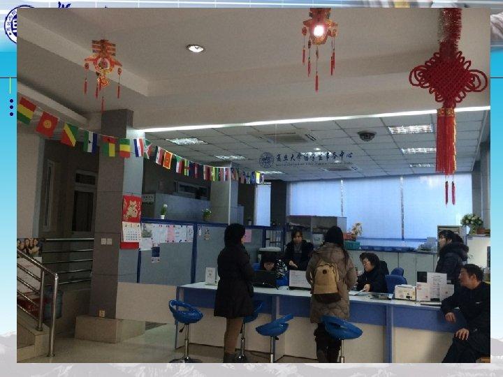 Organization Fudan University … Dept. of Physics School of Economics International Students Office Foreign