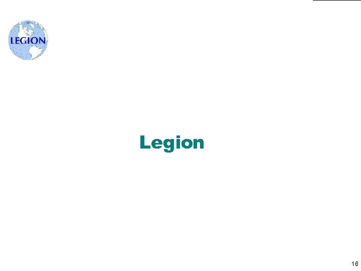Legion 16