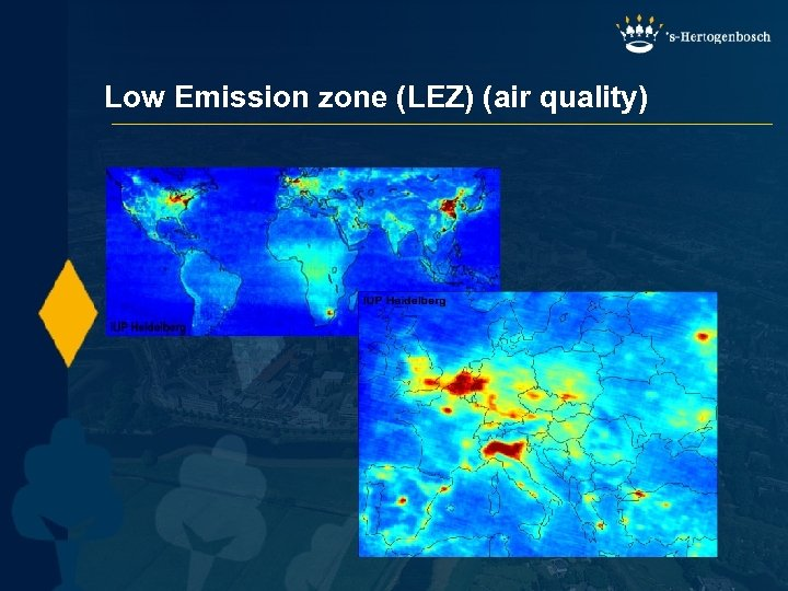 Low Emission zone (LEZ) (air quality)