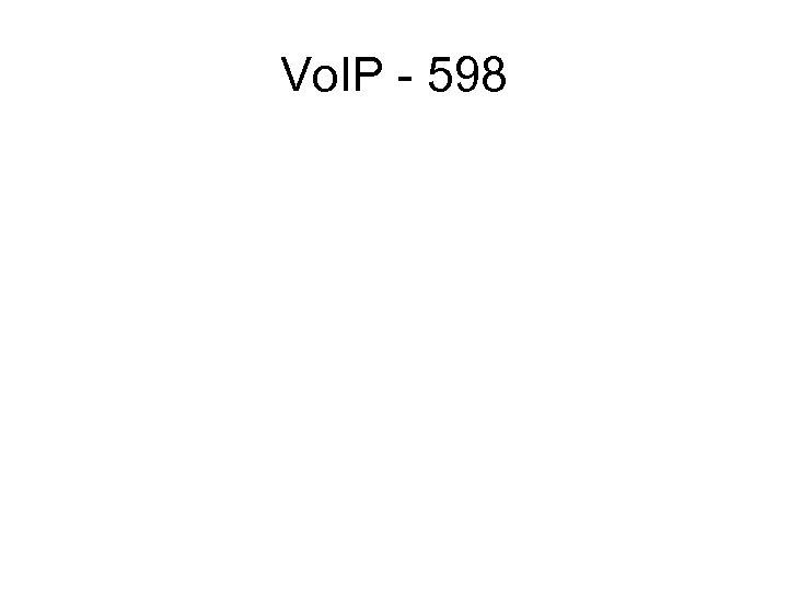 Vo. IP - 598