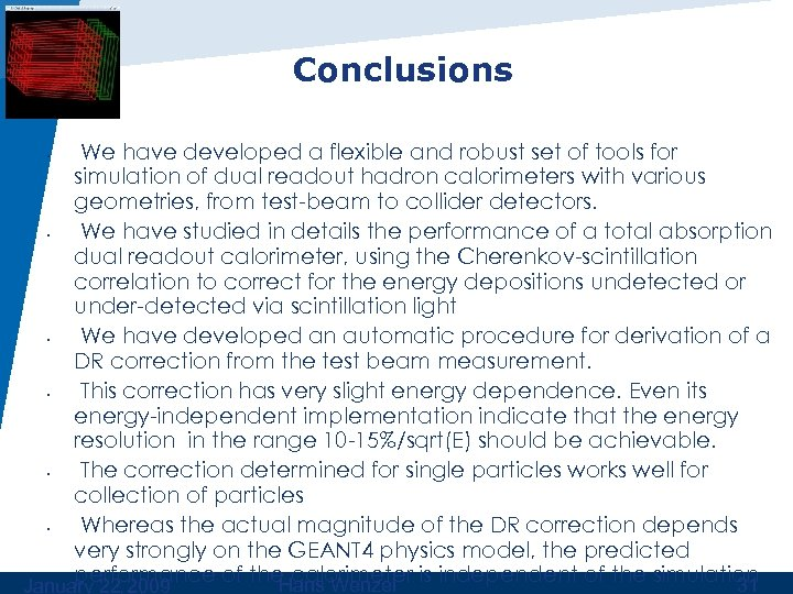 Conclusions We have developed a flexible and robust set of tools for simulation of