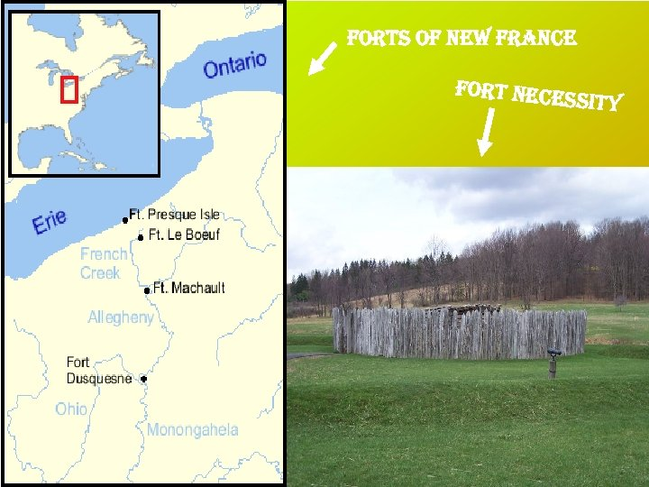 forts of new france fort nece ssity