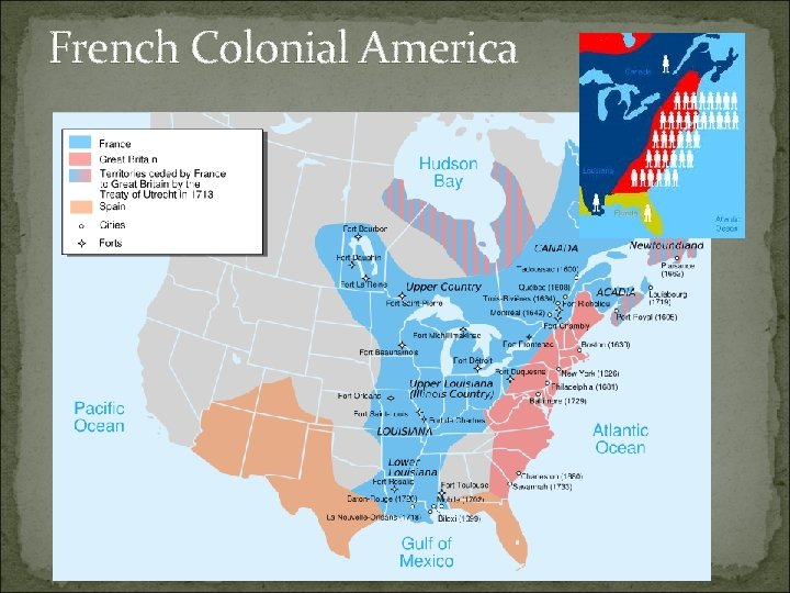 French Colonial America