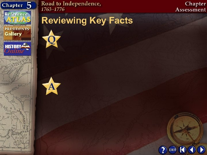Reviewing Key Facts