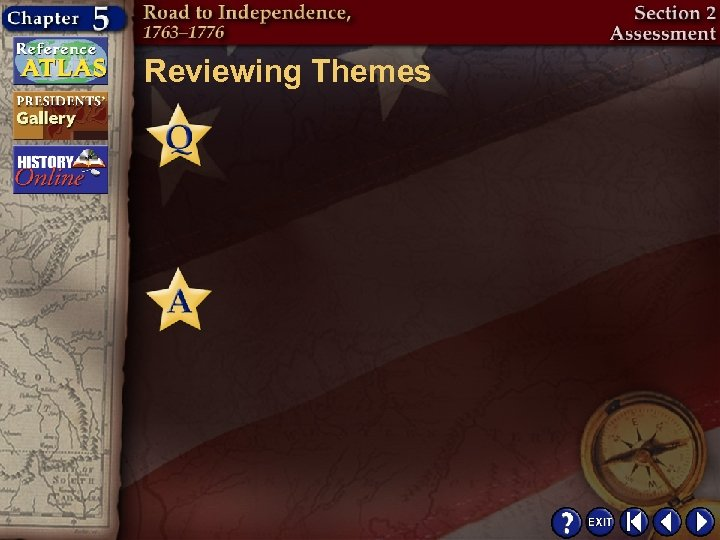 Reviewing Themes