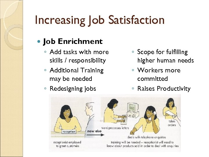 hrm1110 summative essay job satisfaction Therefore, self-satisfaction in job is one of components, which creates wellbeing in people's life in the meantime there are many factors that conduce to job satisfaction this essay will describe some examples of factors that create delighted at job and, so some examples of practical expectation that.