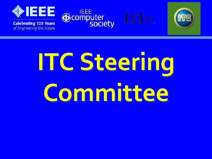 ITC Steering Committee