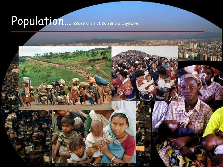 MTB 09/27/05 Population… issues are not so simple anymore